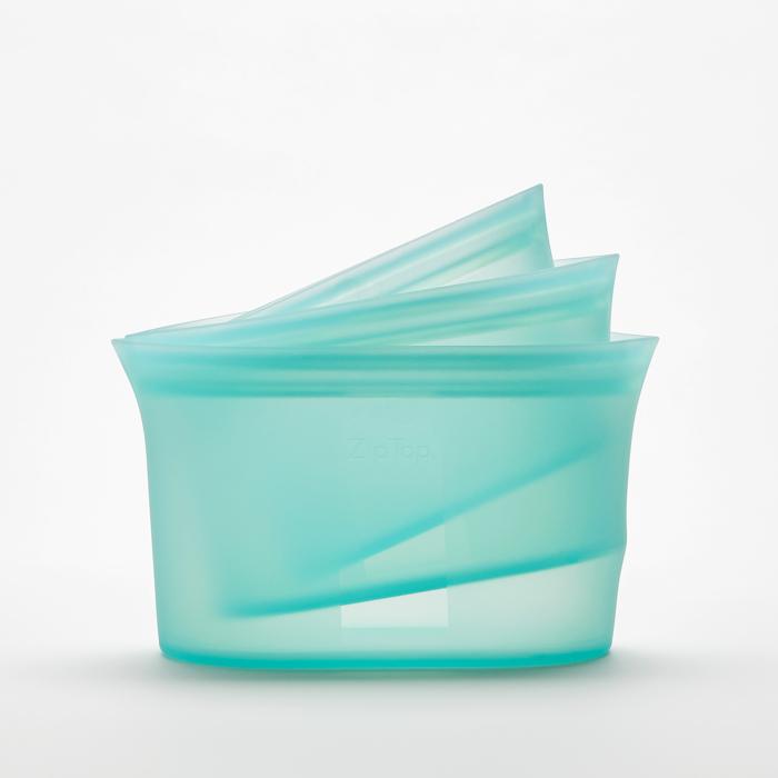 ZipTop シリコンディッシュカラー「ブルー」  S~Lサイズ