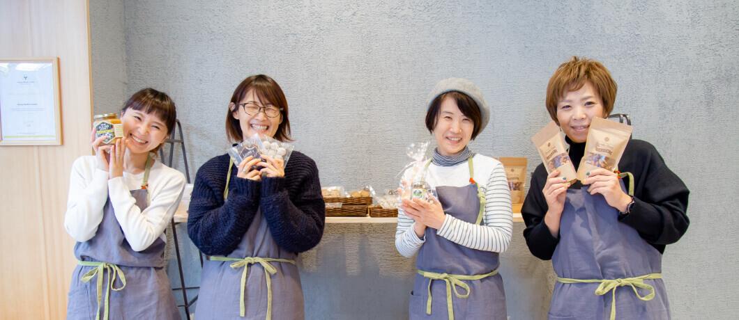 神戸店 スタッフ写真