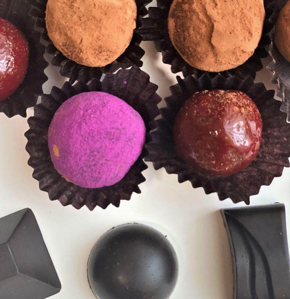 RAWチョコレートの世界