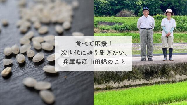 酒米の王様「山田錦」の米粉から、 大人の贅沢おつまみ、できました。