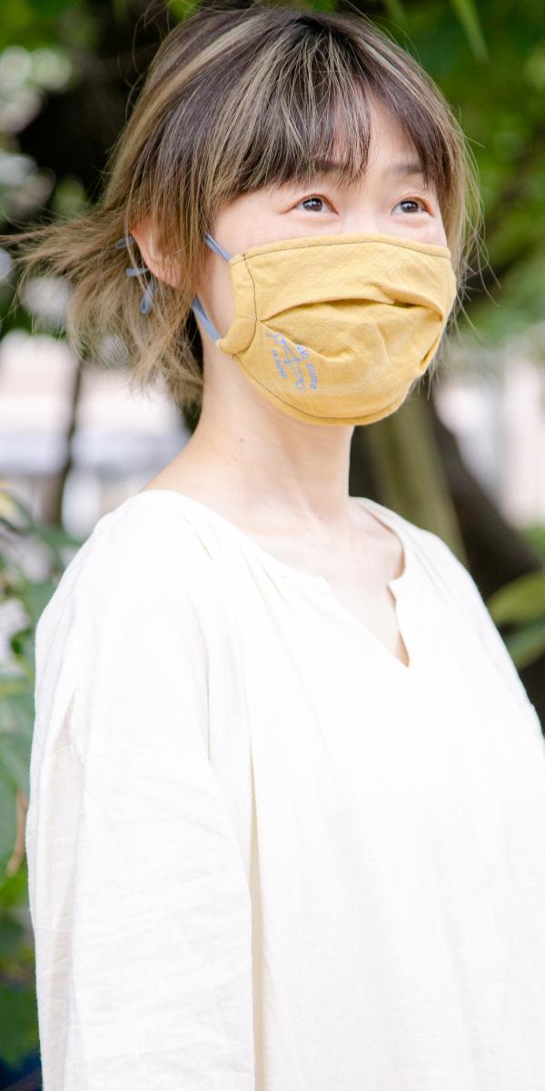 播州織マスク