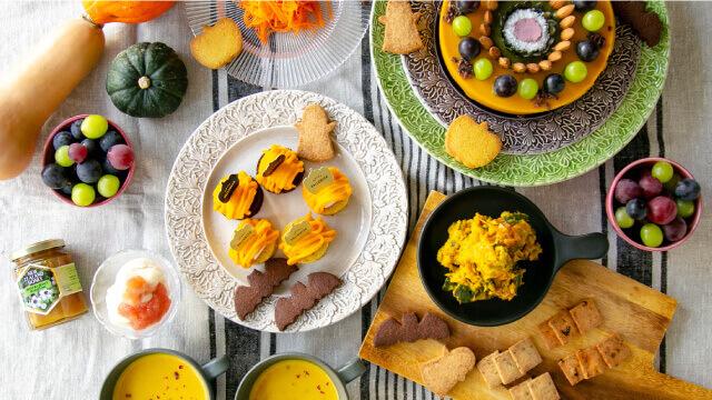 ハロウィンカラーは栄養たっぷり!野菜ソムリエが教える、ハロウィンカラーの元気レシピ&豆知識!